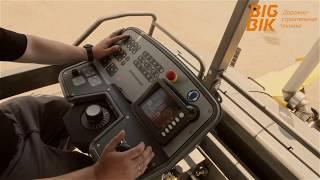 Пульт управления асфальтоукладчика Динапак SD2500C: предназначение кнопок и меню управления(, 2014-08-12T10:12:08.000Z)