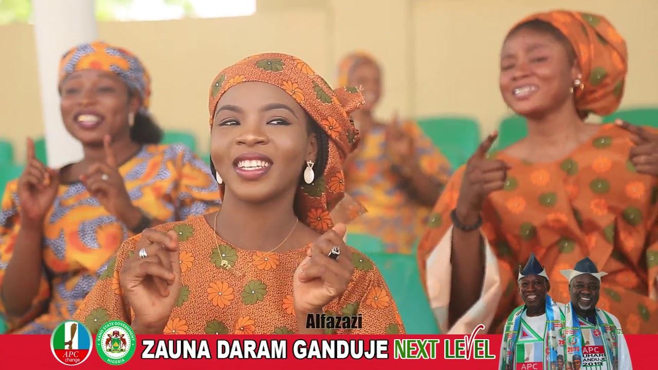 Download Uban Abba zama daram - sabuwan Wakar Ganduje