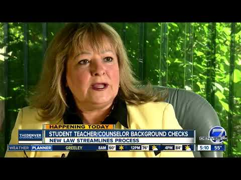 New law streamlines process for student teacher background checks