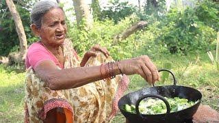 How To Cook Bitter Gourd Recipe || Kakarakaya (కాకరకాయ) || Myna Street Food