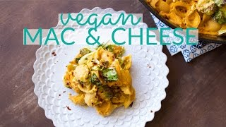 How to make Vegan Mac and Cheese | Vegan Soul Food