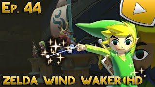 Zelda Wind Waker HD : Figurines Tendo | Episode 44 - Let