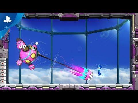 Bounce Man Debuts In Latest Mega Man 11 Trailer