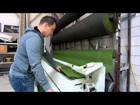 Kunstgras Westland bij WoonTips op RTL4