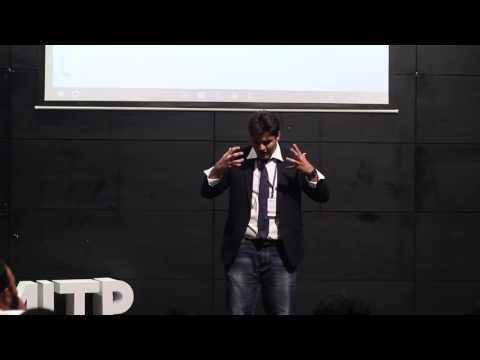 Internet, the world's biggest stage | Ashish Chanchlani | TEDxMITP