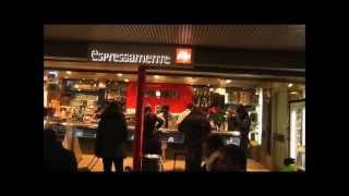 Milan Bergamo Airport (Orio Al Serio) , departures and arrivals area