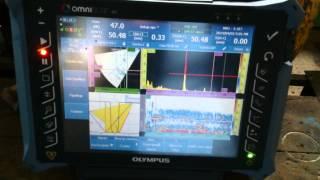 видео дефектоскопы на фазированных решетках