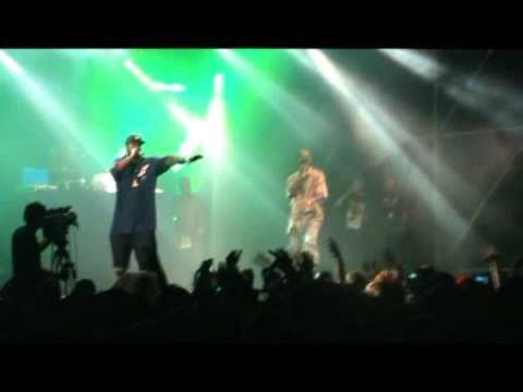 Boot Camp Clik live footage @ Royal Arena Festival 2010 (re-upload)