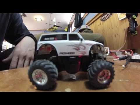 E Bay mini RC Monster truck China RC Mods