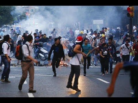 The Stream - Divisions in Venezuela turn violent