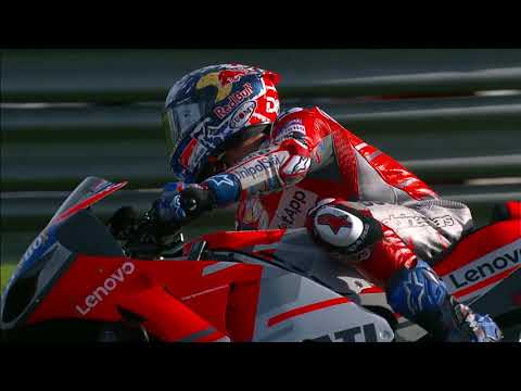 Ducati in action: 2018 Shell Malaysia Motorcycle Grand Prix