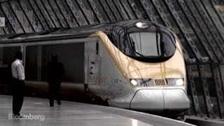 Eurostar's New Trains: Makeover for 20th Birthday