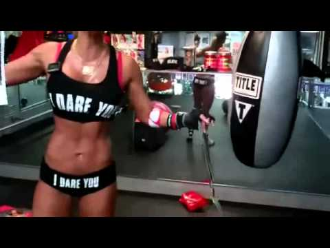 JNL DARES YOU! Celebrity & Super Model Jennifer Nicole Lee's JNL Fusion I Dare You Workout Challenge