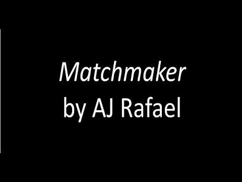 Matchmaker - AJ Rafael (Lyric Video)