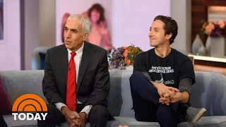 Nic Sheff And David Sheff Discuss 'Beautiful Boy' And Recount Addiction | TODAY