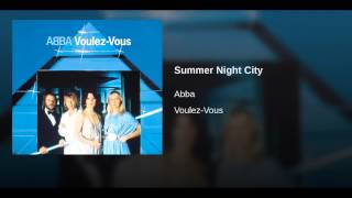 Summer Night City