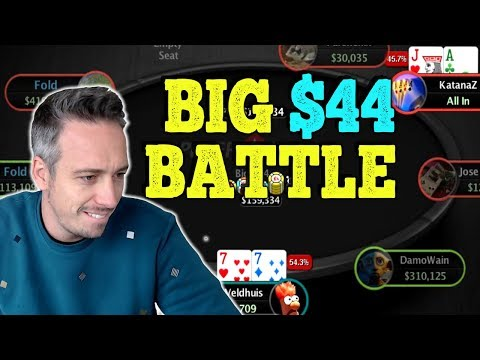 BIG $44 BATTLE!