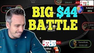 BIG $44 BATTLE!