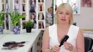 видео Расческа для волос для укладки феном: советы по выбору
