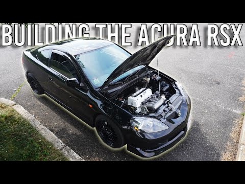 HOW MUCH MONEY I SPENT ON MY ACURA RSX ?