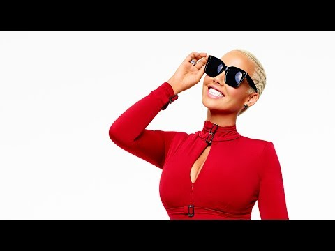 Amber Rose  and the the Decline of Morals and Shame