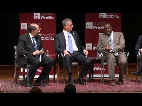 IOP Leading America's Big Cities in the 21st Century