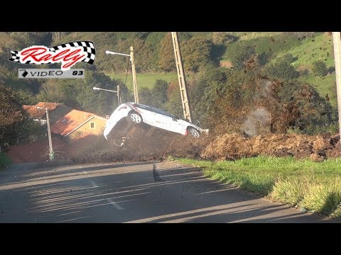 I Rallysprint Carreño 2017 [HD] Crashes and Full Attack by Rally Video 83