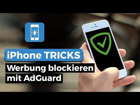 Werbung blockieren am Handy - AdBlocker fürs iPhone - AdGuard