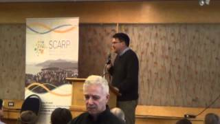 SCARP Symposium 2015- Keynote from Doug White