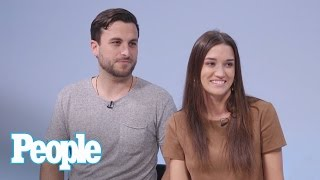 Bachelor in Paradise Jade & Tanner Tolbert On Dating Exes, First Kisses & More | People NOW | People