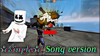 Free Fire Tamil Song Version // Single aga Suthuvom gana song 🎶 || Tamil Gana Songs // #FFGYT