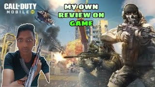 CALL OF DUTY MOBILE|omg out now #callofdutymobile