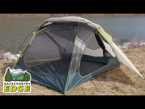 Kelty Trail Ridge 2 Backpacking Tent & Kelty Trail Ridge 2 Backpacking Tent - YouTube