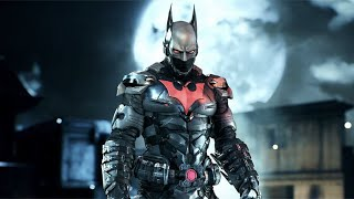 Batman Arkham cartoon animation