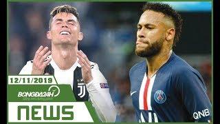 TIN NÓNG BÓNG ĐÁ 12/11   Giật mình với phong độ SIÊU TỆ của Ronaldo, tương lai Neymar được định đoạt