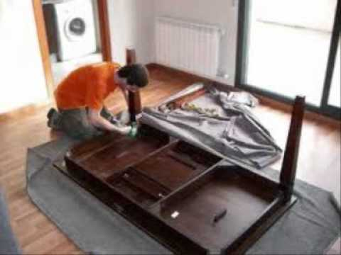 Moving, Removals, Van hire, Rent a vans and cars. UK-Spain.wmv
