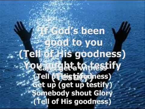 TESTIFY w/ lyrics