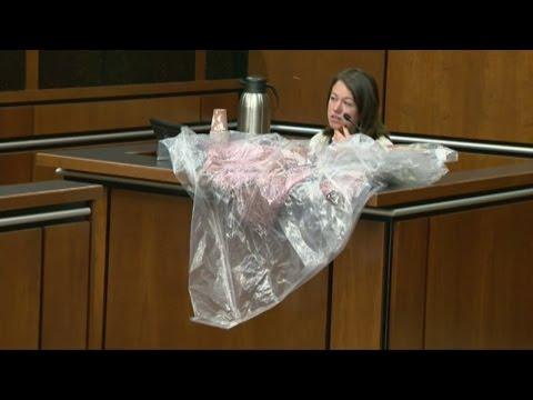 Michelle Wilkins says she knew baby was gone when she woke in hospital