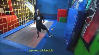 Паркур обучение и трюки