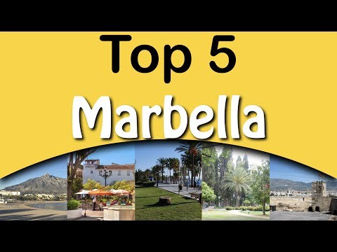 Top 5 Attractions #Marbella