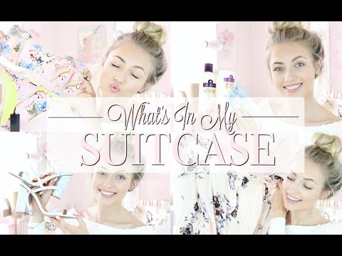 What's In My Suitcase/ Summer Holiday/Vacation Clothing Haul | Freddy My Love