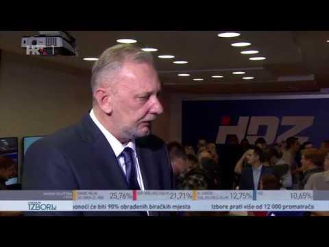 Dr. sc. Davor Božinović - HTV