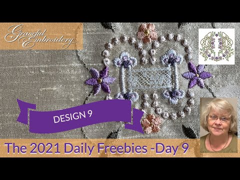 Introducing the 2021 Daily Freebies - Day 9