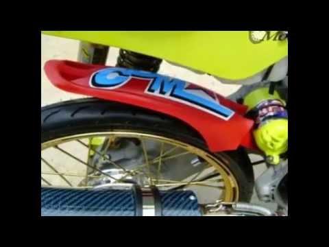 Modifikasi motor mio drag race terbaru 15 januari 2015
