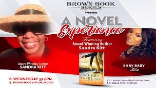 Award Winning Bestselling Author Sandra Kitt |S2 EP10