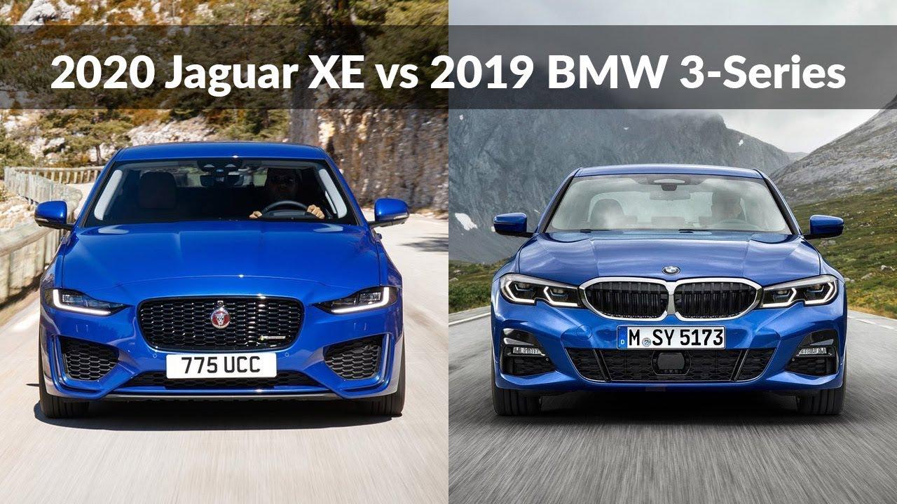 2020 Jaguar Xe Vs 2019 Bmw 3 Series