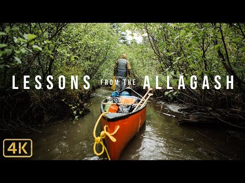 10 DAY WILDERNESS CANOE TRIP || Lessons From The Allagash