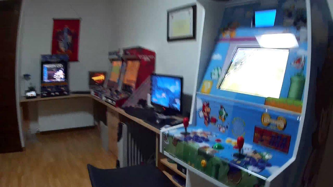 Sala de juegos  YouTube