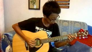 dmasiv ranu22 natural guitar cover