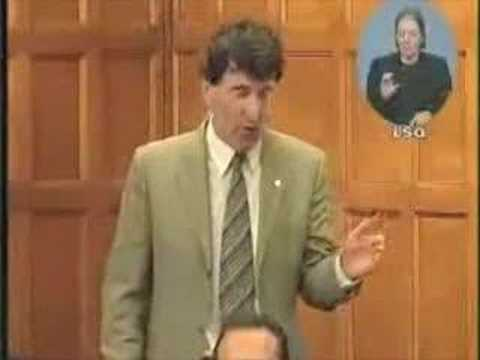 NPD: Paul Dewar on RADARSAT (part 2)
